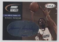 Johnny Hemsley /400