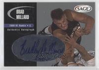 Brad Millard /400