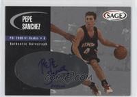Pepe Sanchez /400