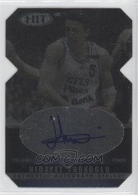 2000 Sage Hit Autographs Diamond Die-Cut #A28 - Hidayet Turkoglu