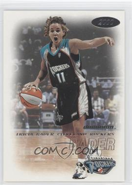 2000 Skybox Dominion WNBA - [Base] #60 - Tricia Bader Binford