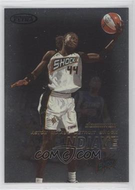 2000 Skybox Dominion WNBA Foil #5 - Astou Ndiaye-Diatta