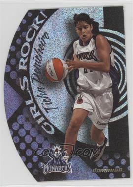 2000 Skybox Dominion WNBA Girls Rock! #6GR - Ticha Penicheiro