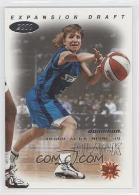 2000 Skybox Dominion WNBA #117 - Debbie Black