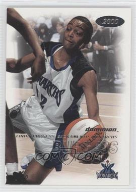 2000 Skybox Dominion WNBA #58 - Linda Burgess