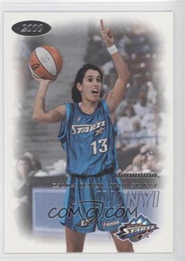 2000 Skybox Dominion WNBA #91 - Dalma Ivanyi