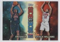 Vin Baker, Natalie Williams