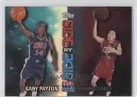 Gary Payton, Dawn Staley