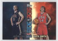 Jason Kidd, Katie Smith