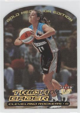 2000 Ultra WNBA Gold Medallion Edition #15G - [Missing]
