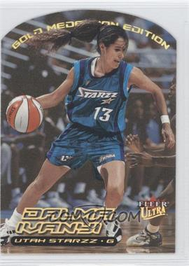 2000 Ultra WNBA Gold Medallion Edition #36G - Dalma Ivanyi