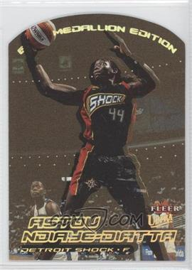 2000 Ultra WNBA Gold Medallion Edition #48G - Astou Ndiaye-Diatta