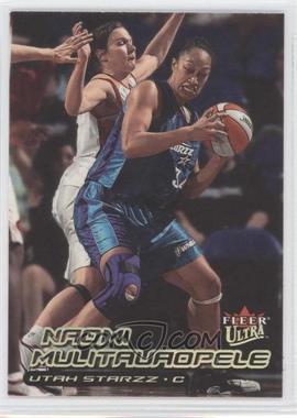 2000 Ultra WNBA #116 - Naomi Mulitauaopele