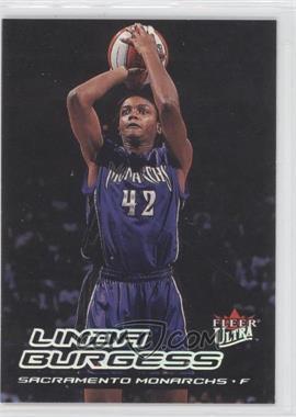 2000 Ultra WNBA #90 - Linda Burgess