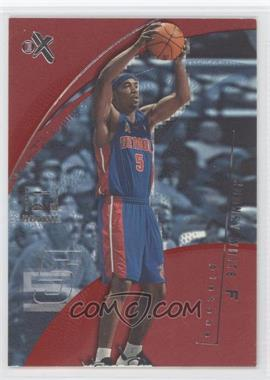 2001-02 EX Essential Credentials Now #110 - Rodney White /50