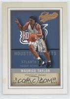 Maurice Taylor /100