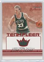 Larry Bird (Red Jersey) /79