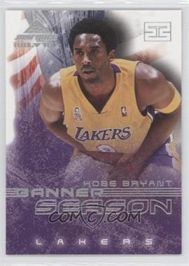 2001-02 Fleer Marquee Banner Season #10 BS - Kobe Bryant
