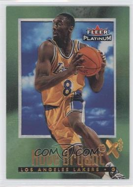 2001-02 Fleer Platinum 15th Anniversary Reprints #16 - Kobe Bryant
