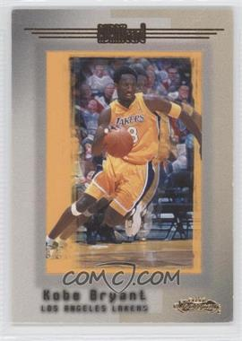 2001-02 Fleer Showcase #88 - Kobe Bryant