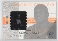 Rookie Film F/X - Zach Randolph /550