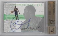 Autographed Rookie F/X - Gilbert Arenas /1525 [BGS 9.5]