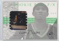Rookie Film F/X - Tierre Brown /1600