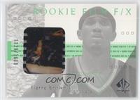 Rookie Film F/X - Tierre Brown /1600