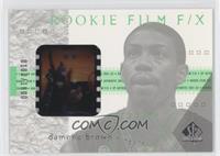 Rookie Film F/X - Damone Brown /1600