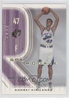 Rookie - Andrei Kirilenko /1999