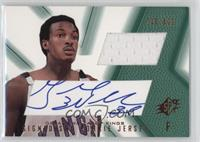 Signed Rookie Jersey - Gerald Wallace (Green) /800