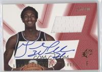 Signed Rookie Jersey - Gerald Wallace (Red) /800