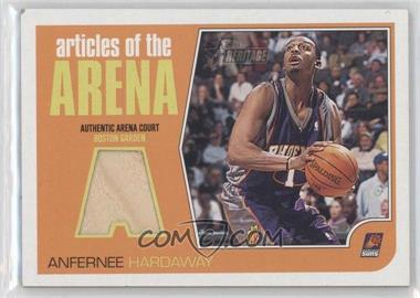 2001-02 Topps Heritage Articles of the Arena #AA9 - Anfernee Hardaway