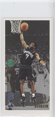 2001-02 Topps High Topps - [Base] #8 - Terrell Brandon