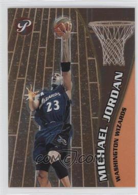 2001-02 Topps Pristine #6 - Michael Jordan