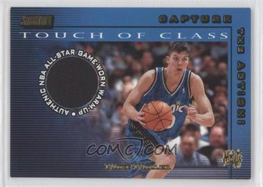 2001-02 Topps Stadium Club Touch of Class #TC-MM - Mike Miller