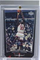 Michael Jordan (1998-99 Upper Deck) /1