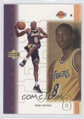 2001-02 Upper Deck - Upper Decade #UD2 - Kobe Bryant