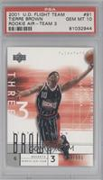 Tierre Brown (High Performance) /500 [PSA10]