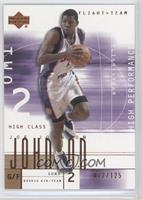 Joe Johnson /125