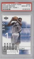 Kwame Brown (High Performance) /250 [PSA 10]