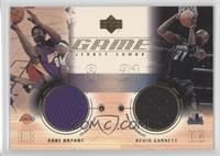 Kobe Bryant, Kevin Garnett