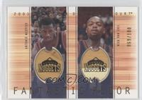Antonio McDyess, Nick Van Exel /100