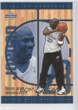 2001-02 Upper Deck Hardcourt #121 - Michael Jordan