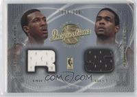 Gerald Wallace, Chris Webber /1100