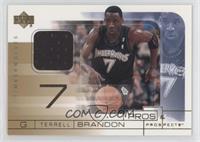 Terrell Brandon /75