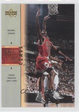 2001-02 Upper Deck UD Class #C1 - Michael Jordan
