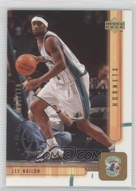 2001-02 Upper Deck UDX 10th Anniversary #18 - Lee Nailon /100