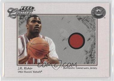 2001 Fleer Greats of the Game - Feel the Game Classics #JRRI - Isaiah Rider