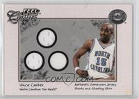Vince Carter (Triple Swatch, White Jersey)